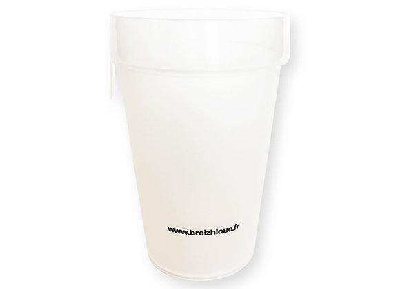 Gobelet réutilisable 25cl