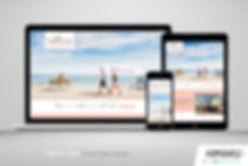 HIMAKU, agence web à Vannes, présente le nouveau site internet de cette chambre d'hôtes à Damgan