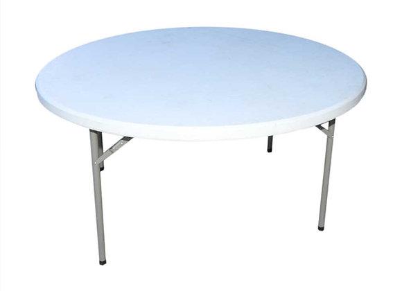 Table ronde 1m80 de diamètre