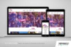 Site internet de la FCF Bretagne par HIMAKU, agence web à Vannes