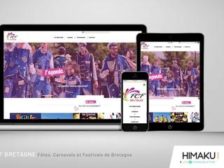 NOUVEAU SITE INTERNET / FCF Bretagne