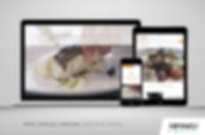 Site internet de l'hôtel de luxe 5 étoiles L'Ermitage par HIMAKU, agence web à Vannes