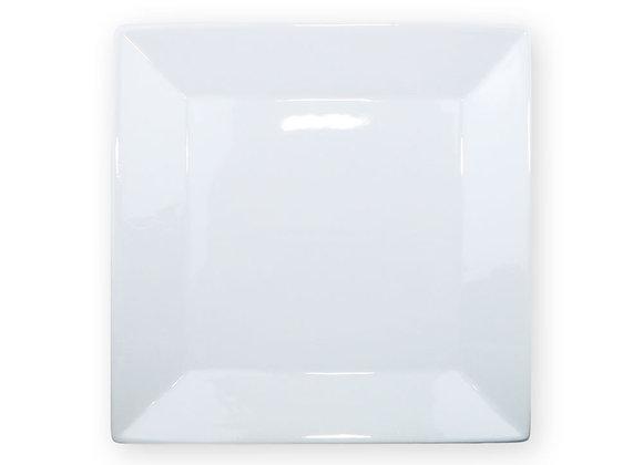 Assiette carrée 19cm