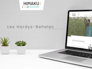 Le nouveau site internet des Hardys Béhélec
