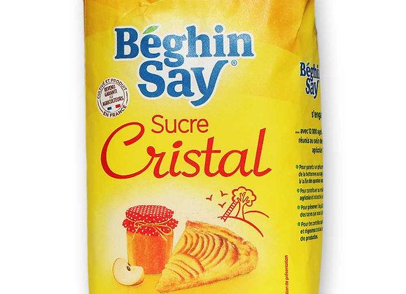 Paquet de sucre cristal 1kg
