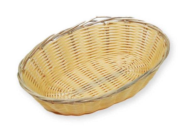 Corbeille à pain imitation osier