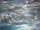 """""""Dancing on the Waves"""" 