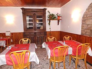salle 2 pizza greg & menu & dessert, rans