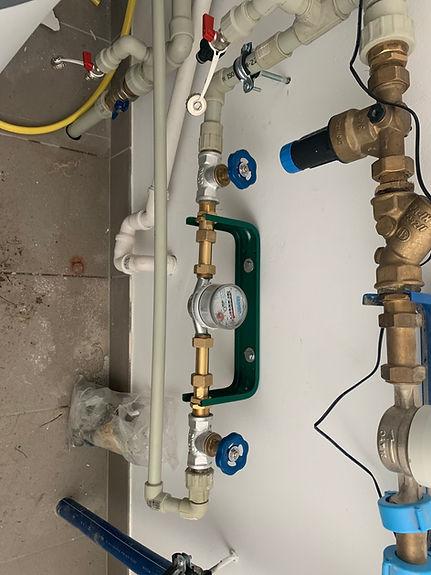 montaż zaworu wody ogrodowej