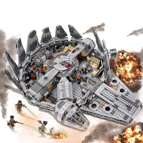 LEGO Star Wars Millennium Falcon (75105) | KiwiToyWorld