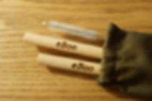 Bamboo Straws Regular/Wide