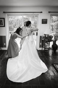 Edgartown wedding on Martha's Vineyard photo by David Welch Photography