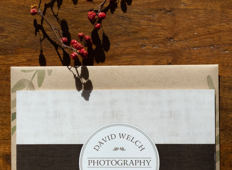 David Welch Photography Gift Cards