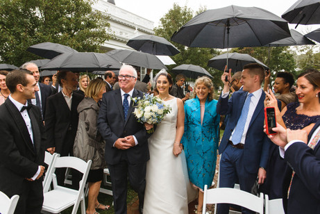Dr. Daniel Fisher House and Garden wedding on Martha's Vineyard photo by David Welch Photography