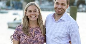 Alex's Edgartown Lighthouse proposal to Randi: She Said Yes
