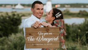 Charlotte & Brad's Edgartown Engagement