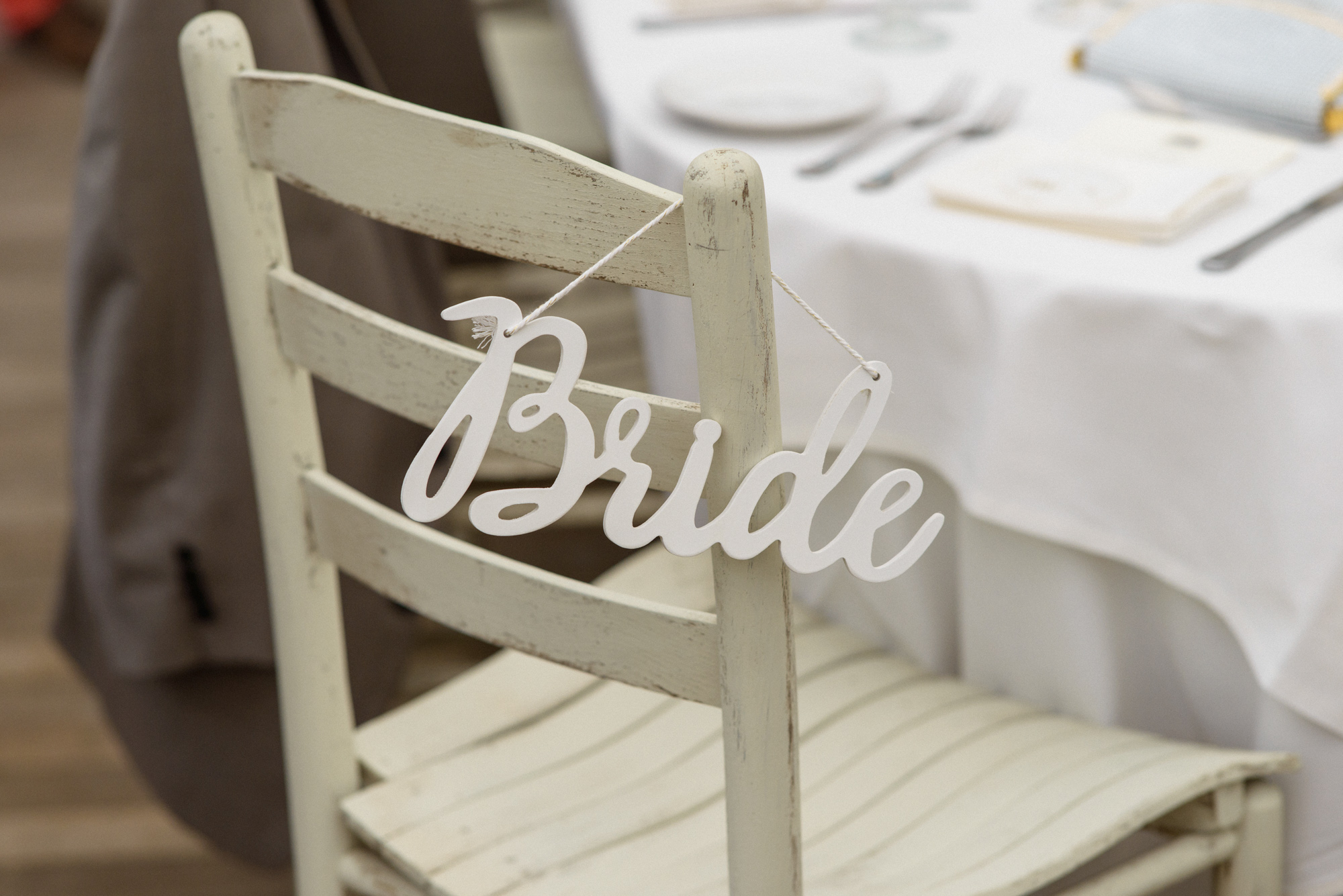 Bride detail  at Atria Restaurant and Brick Cellar Bar in Edgartown photo by David Welch Photography