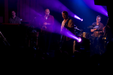 Galactic at Outerland on Martha's Vineyard photo by David Welch