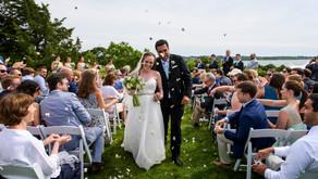 Lucy & Brian's Chilmark Wedding