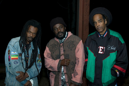 The Wailers at Outerland in 2006 photo by David Welch