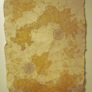 Sea Chart II, 2011