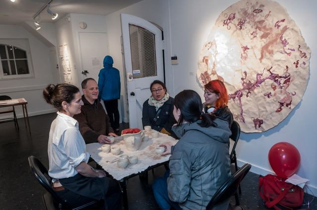 SOCIAL TEA READING AT NUIT BLANCHE