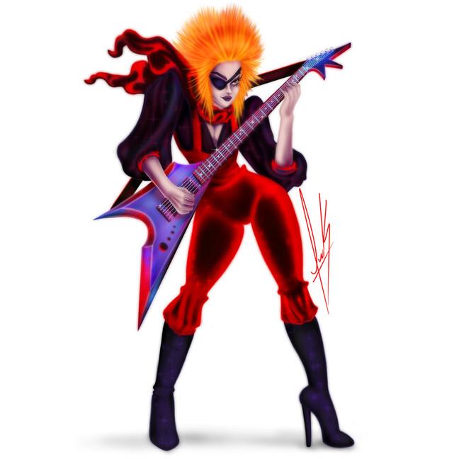 Nebula x David Bowie