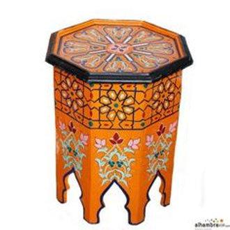Mesa madera árabe