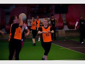kids junior netball