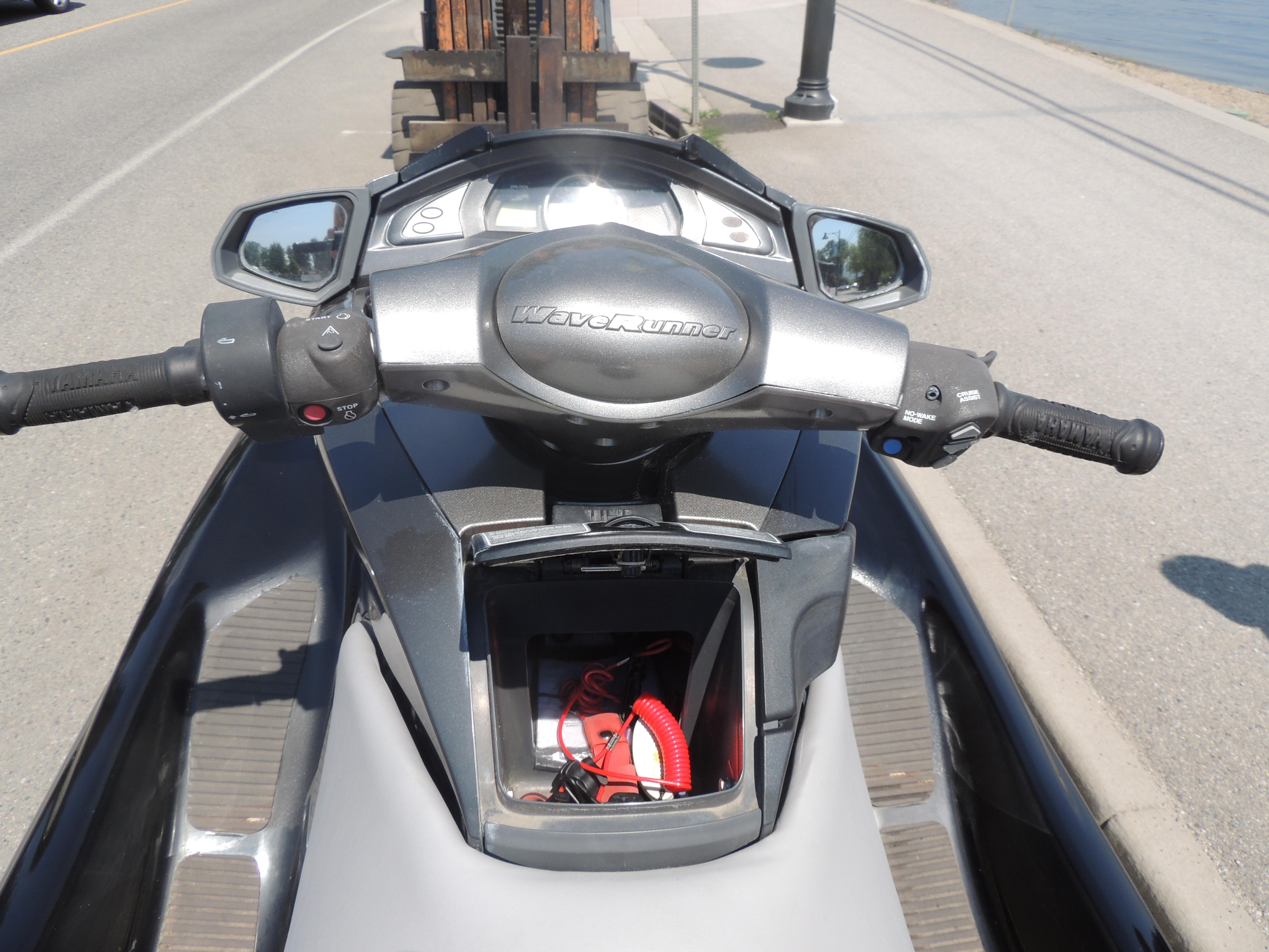 2008 Yamaha Waverunner FX 1800