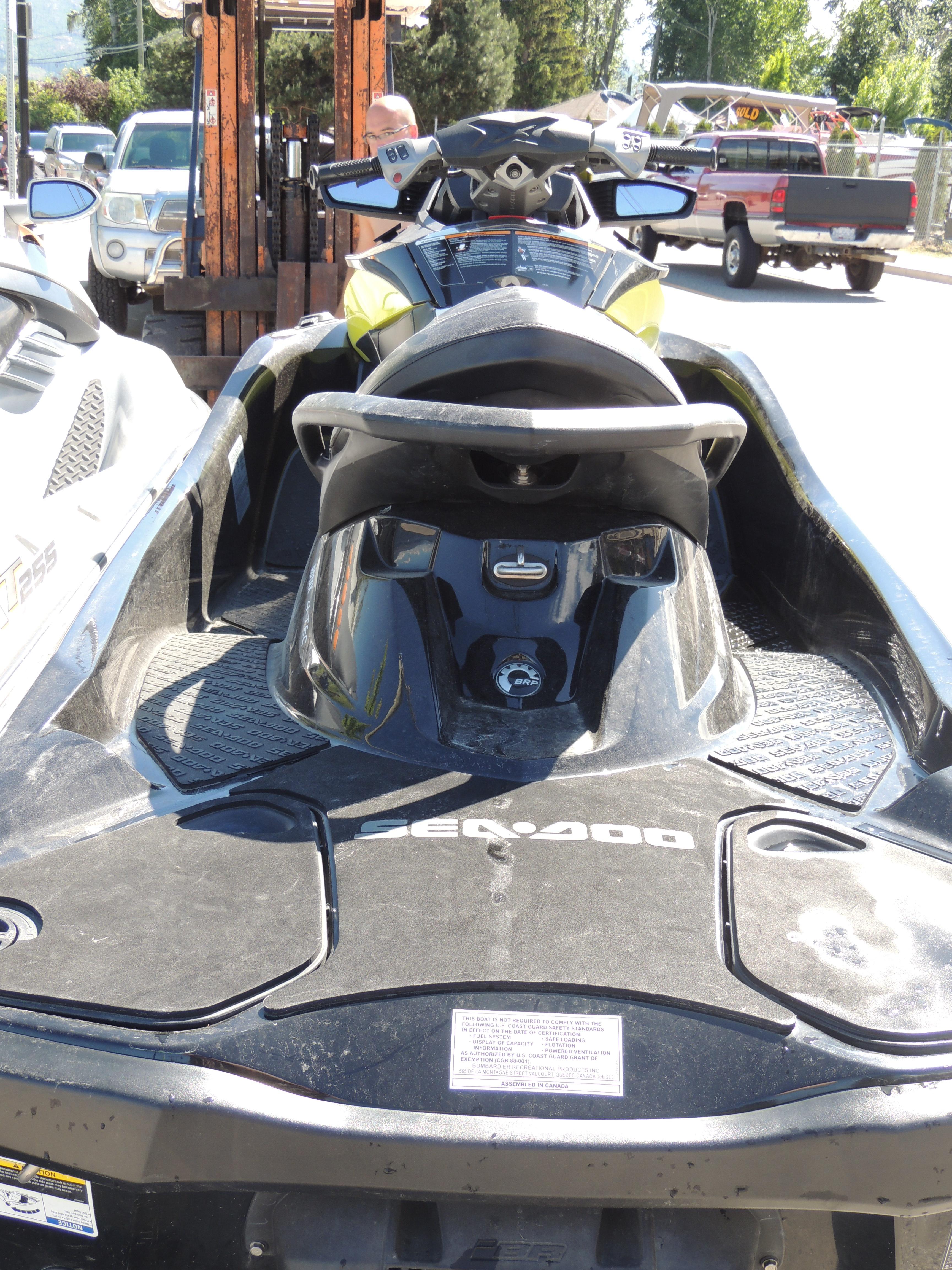 2012 Seadoo RXTX260