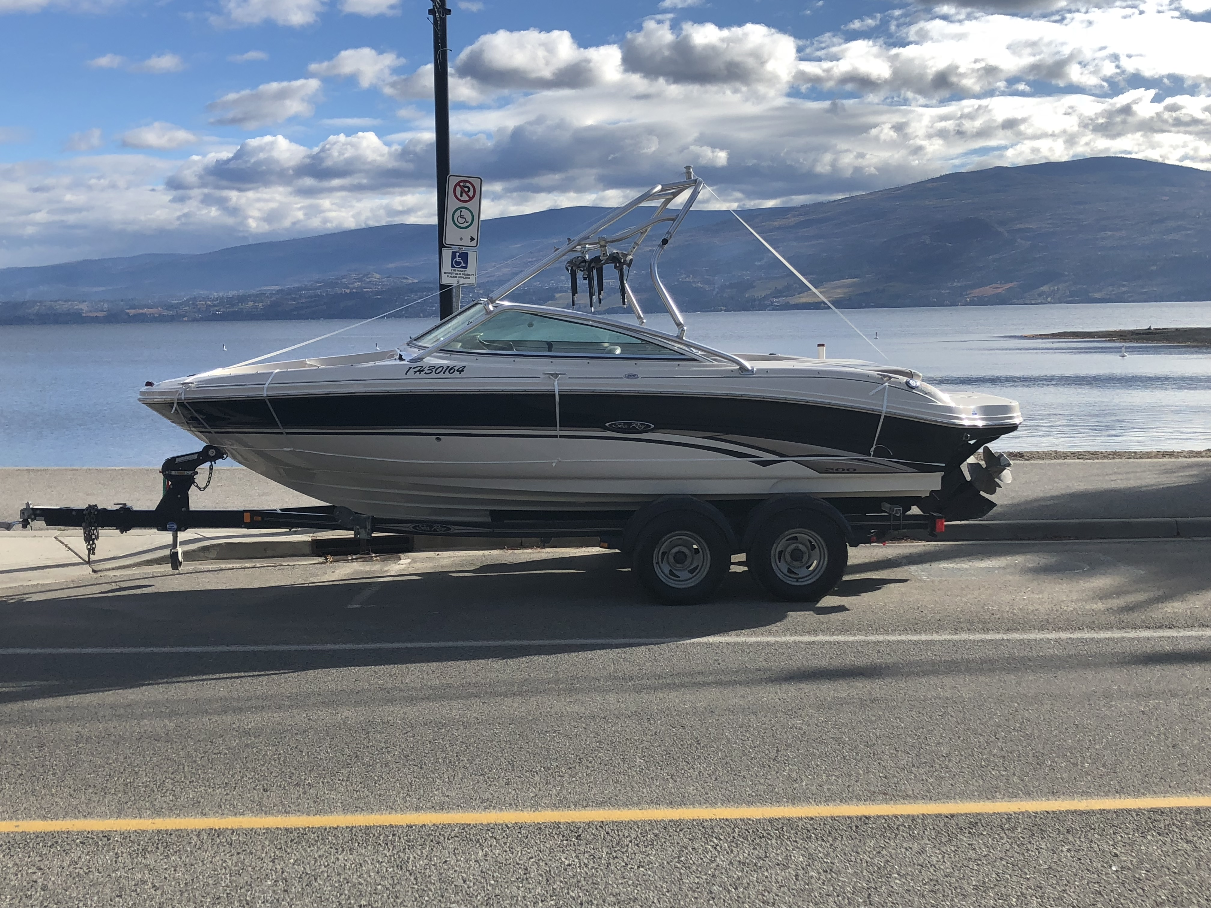 2003 Searay 200
