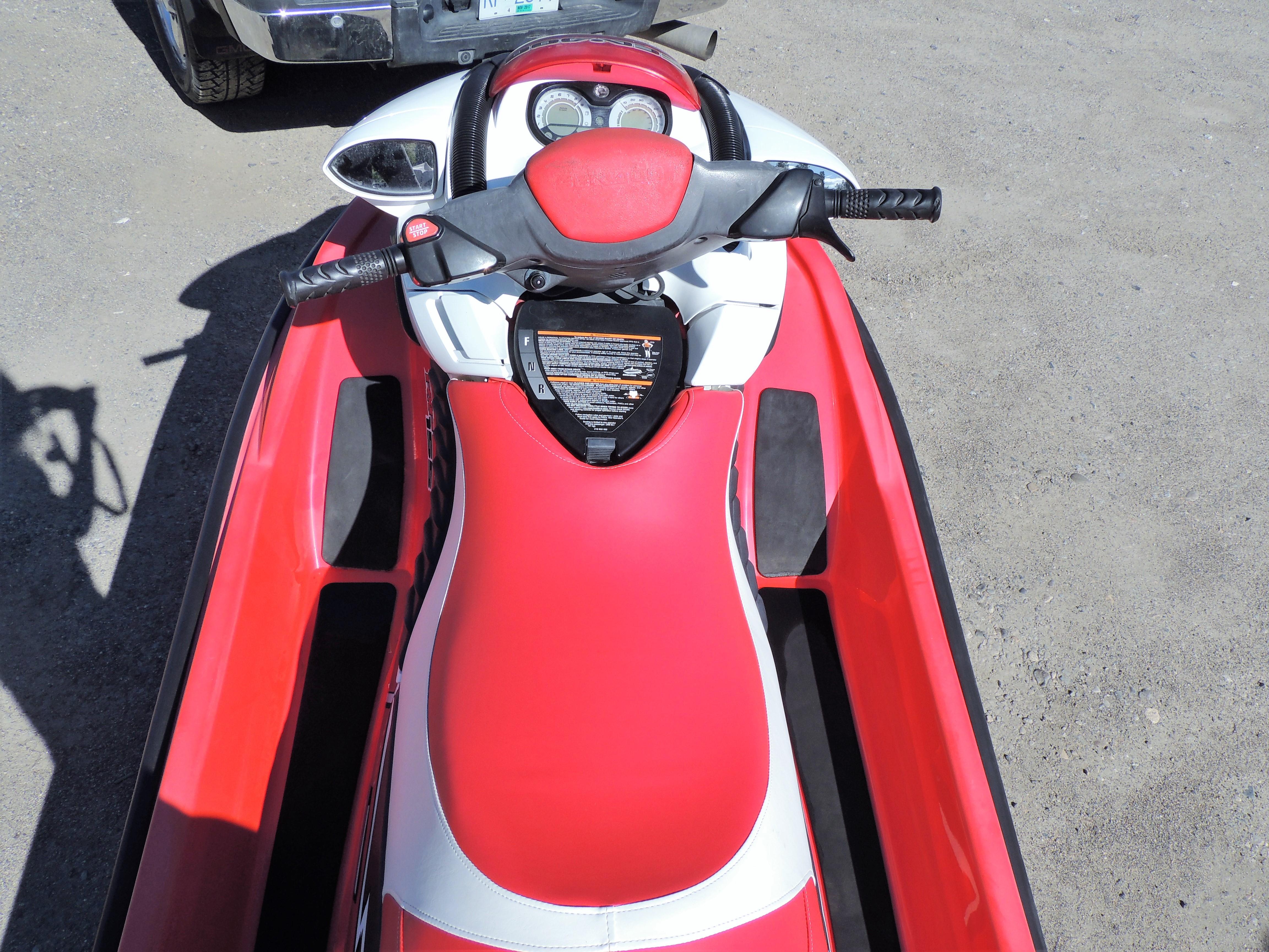 2008 Seadoo RXP 155