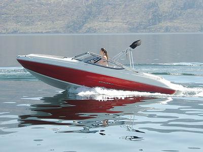 Stingray boat