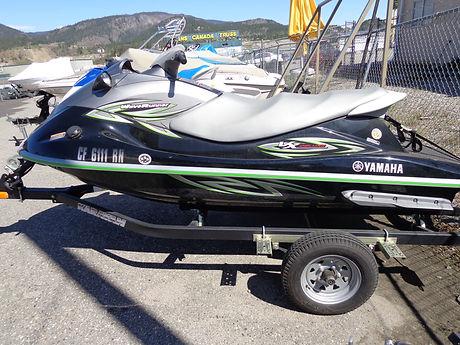 Yamaha Waverunner VX 1100 Deluxe