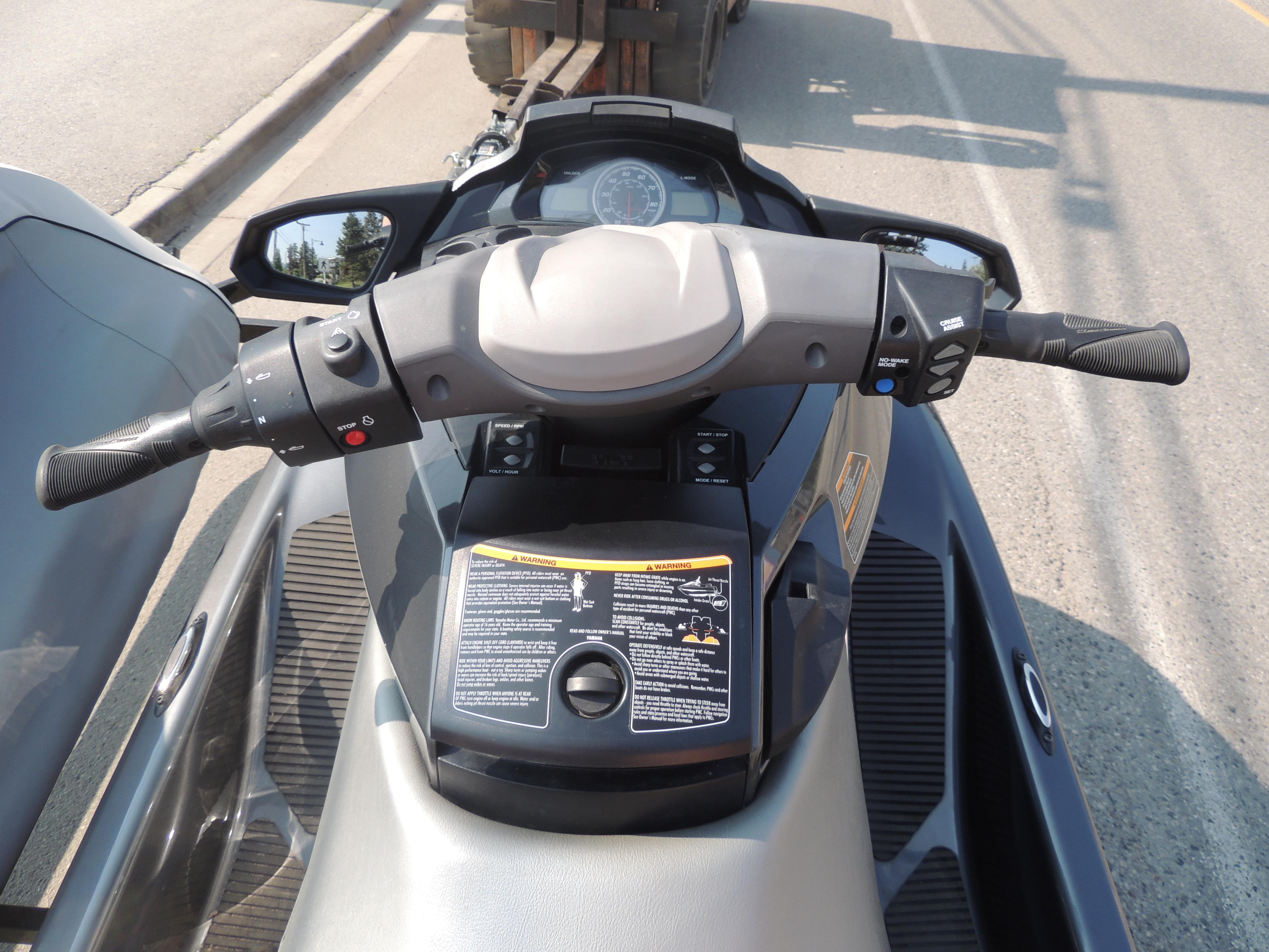 2012 Yamaha FA1800