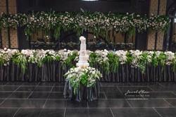 Sarah & Andrew Bridal Table