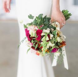 Yujing Bride's Bouquet
