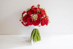 Melissa & Alfred Brides Bouquet