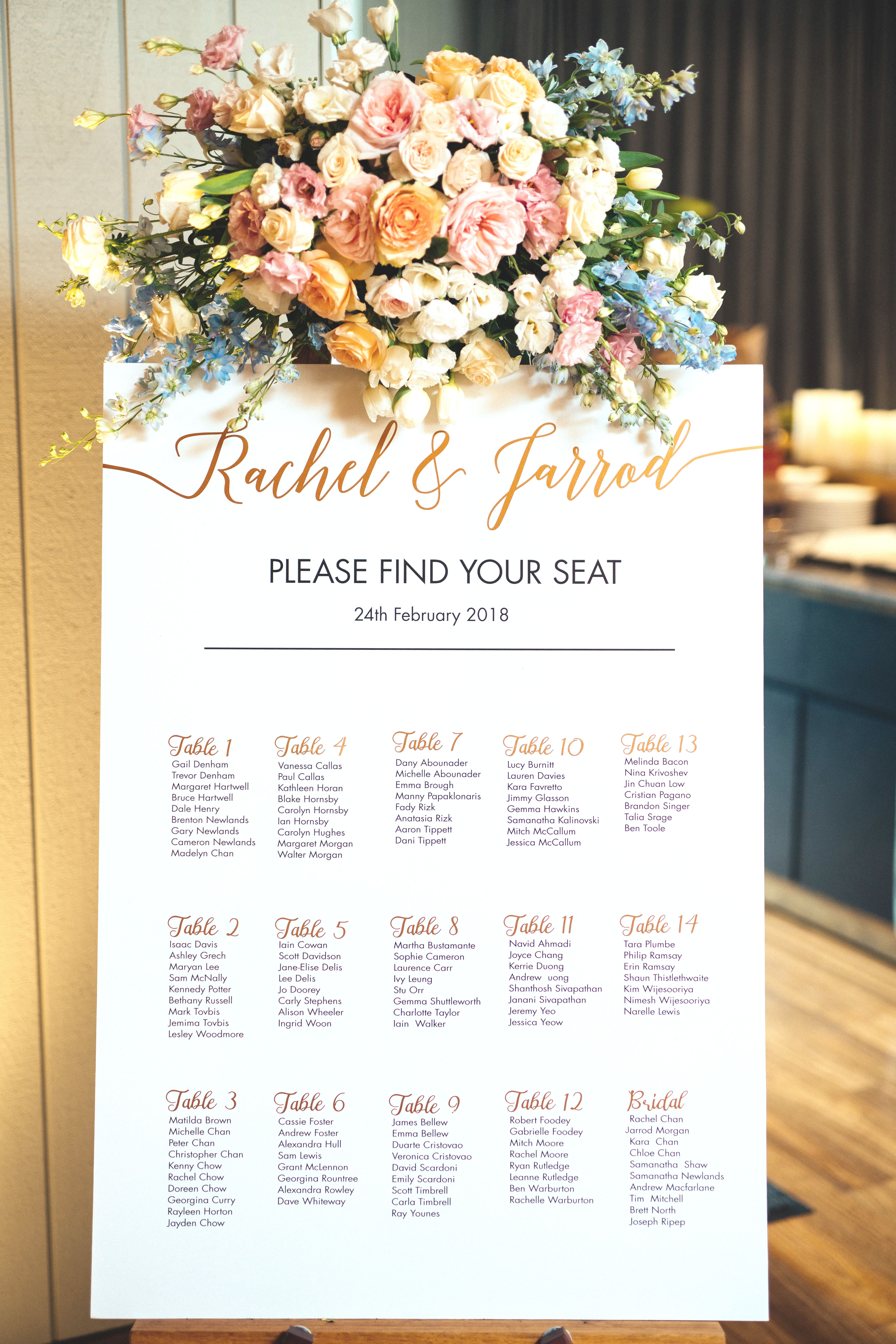 Jarrod & Rachel Seating Plan (1)
