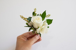 Russell & Marlous Buttonhole