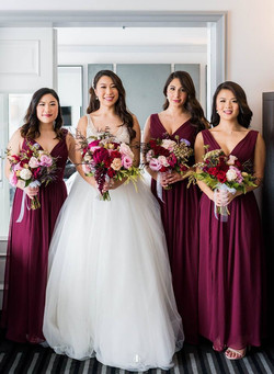 Bridal Bouquets - Inlighten Photography