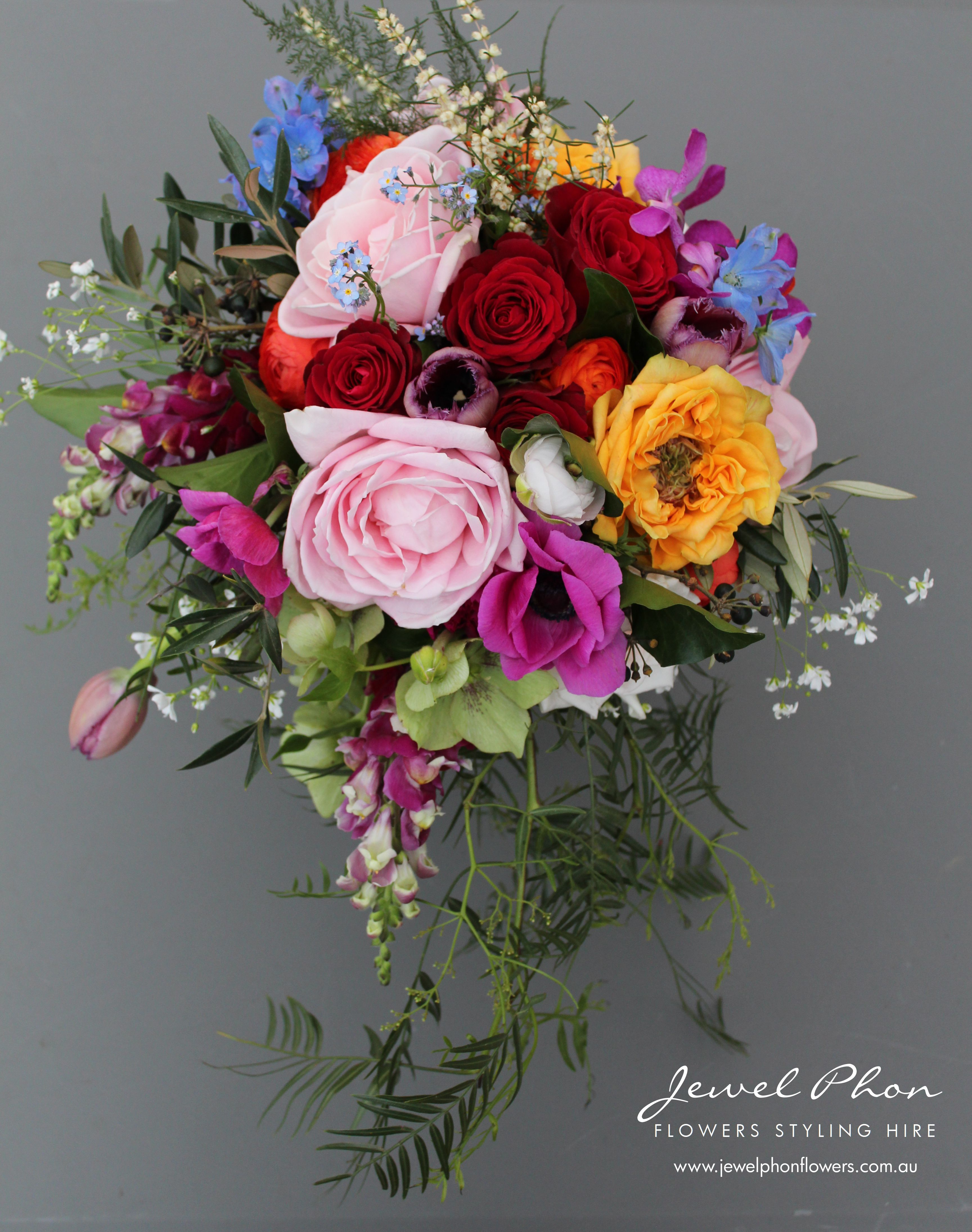 Alicia Brides Bouquet