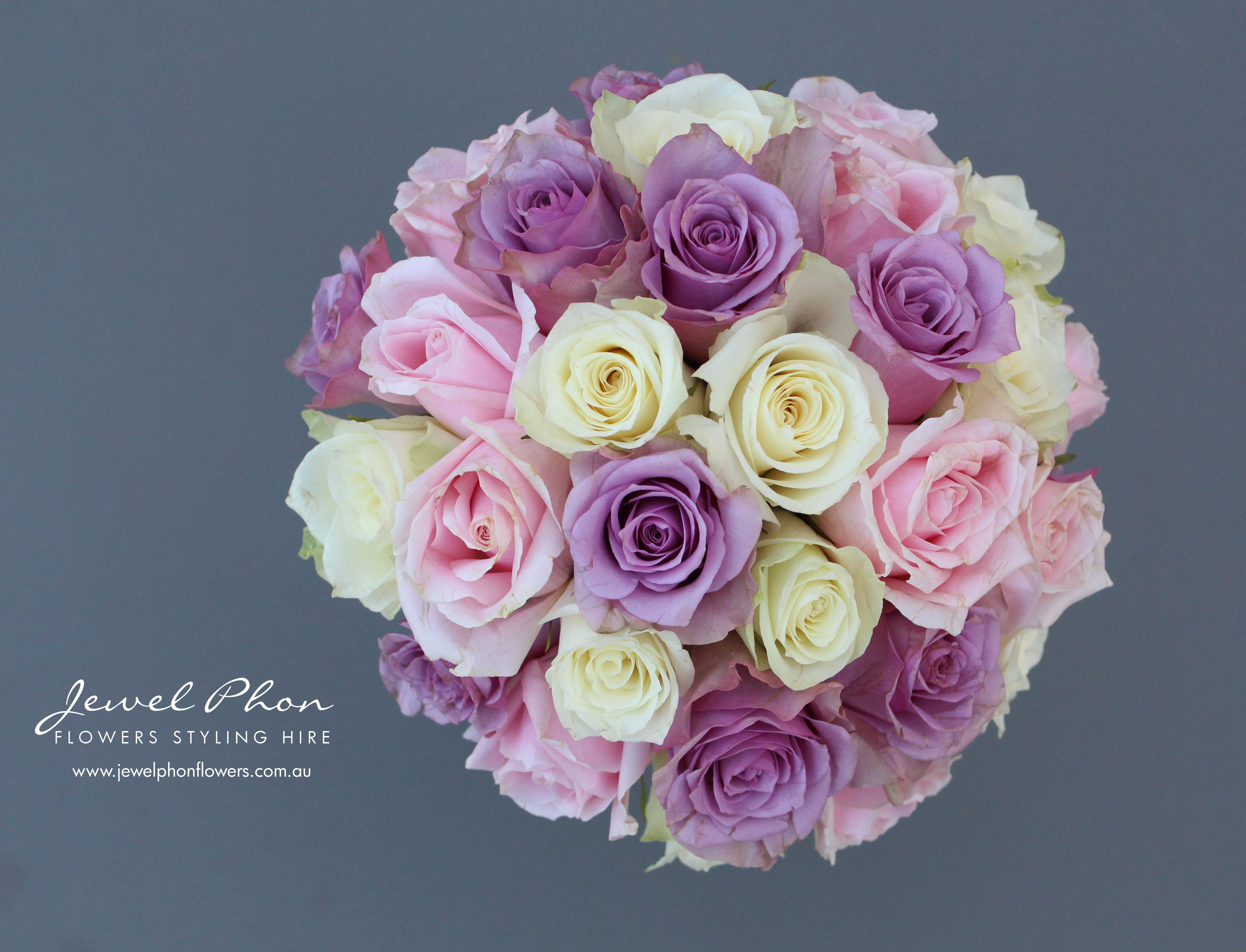 Carolyn Bridesmaid Bouquets