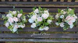 Elaine Bridesmaid Bouquet