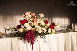 Glenis & Advait Bridal Table