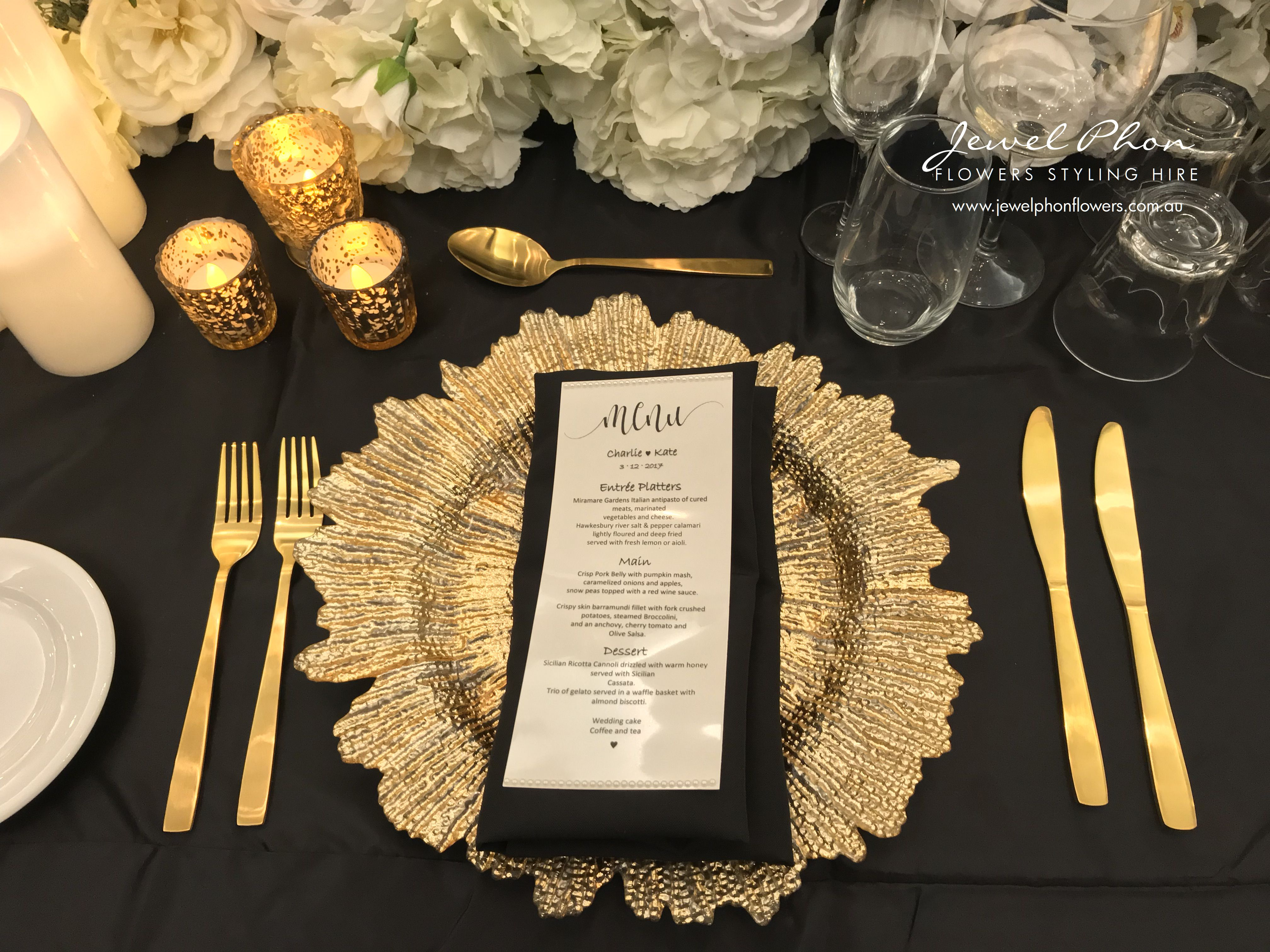 Kate Mabulay Table Settings