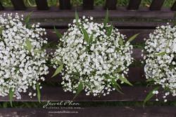 Annie Baby's Breath & Foliage Bouquets