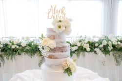 Lauren & Alan Cake