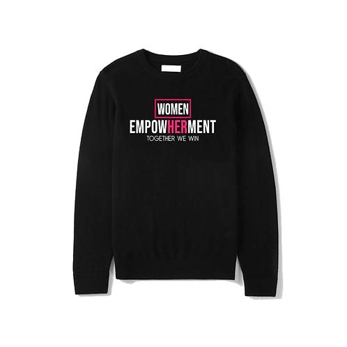 EmpowHERment Tee -SweatShirt
